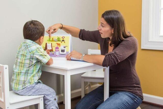 Çocuklar için Konuşma Terapisi nedir?